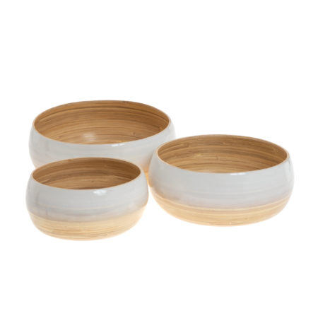 Bamboo Classic Bowls
