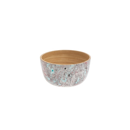 Bamboo Marble Bowl – L