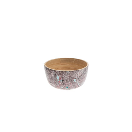 Bamboo Marble Bowl – S