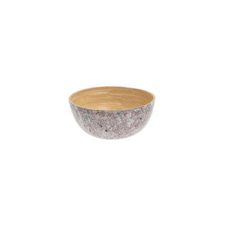 Bamboo Marble Bowl – M